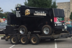 Customized Zamboni